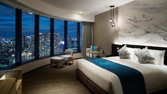 【View Bath Room確約】 海と空を望む天空のホテルで過ごす至福のバスタイム<朝食つき>