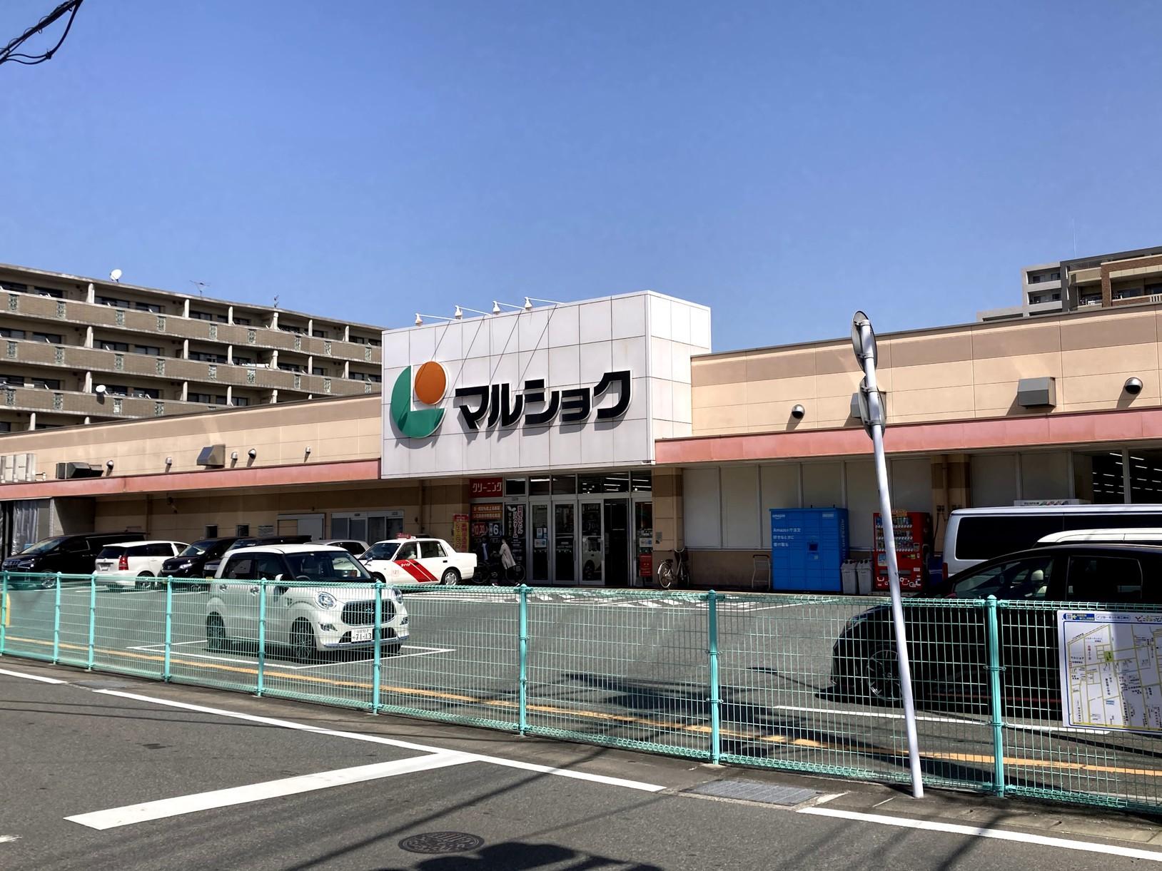 スーパー(徒歩10分圏内)
