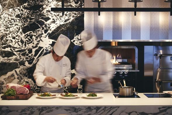 【ディナー付】ちょっとご褒美◆MILANOが贈る、創作イタリアン4品コース&選べる特典付/夕朝食付