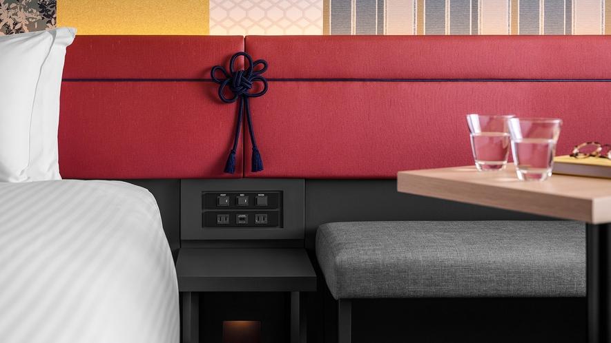 【NEW】客室ヘッドボードイメージ