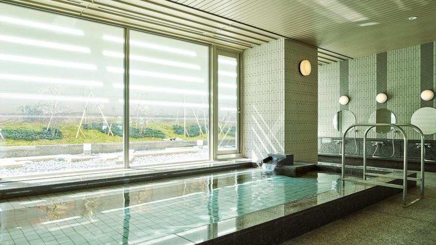 【NEW】ガーデン浴場 浴室1