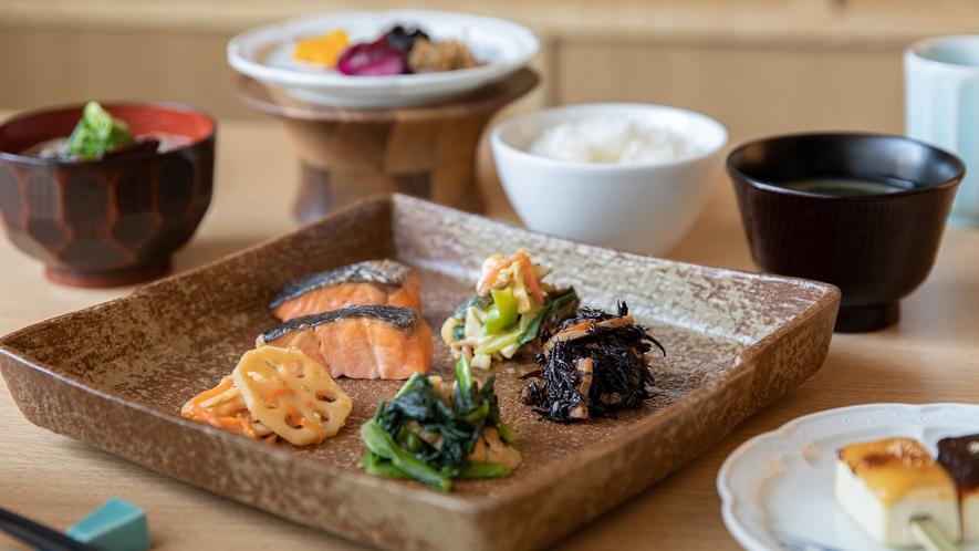 【NEW】朝食ビュッフェ 和食イメージ