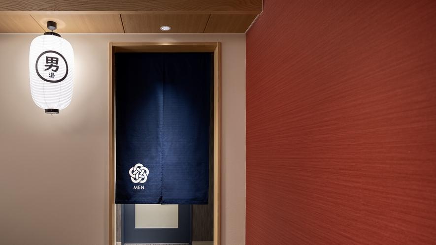 【NEW】ガーデン浴場 男性入口