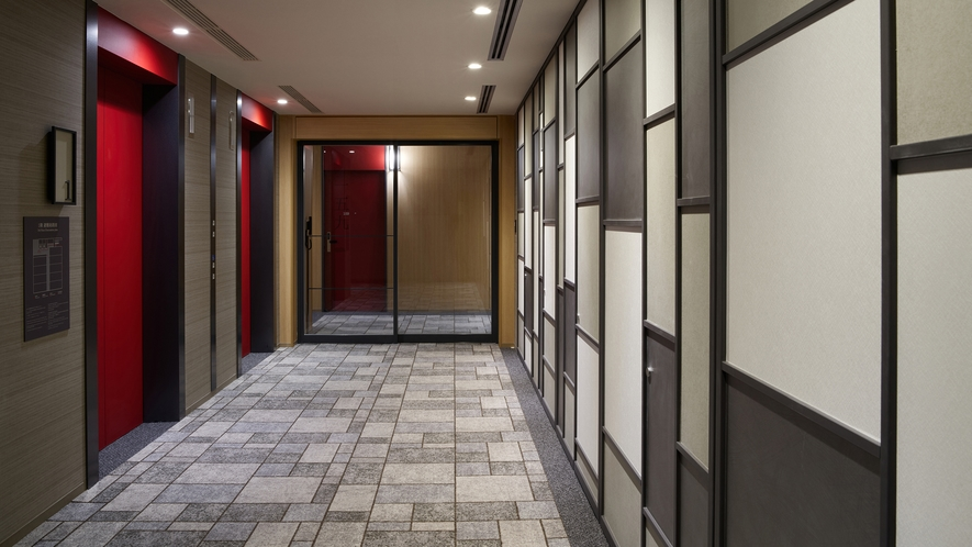【NEW】エレベーターホール(別館1階)