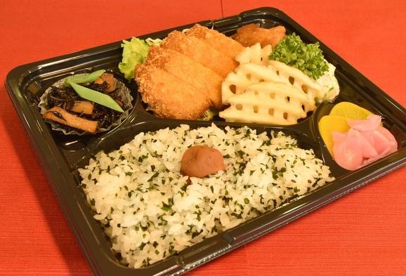 【朝夕2食セット】1泊2食で大満足!お弁当セット/人数
