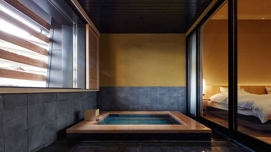 ヴィラタイプ 客室露天風呂