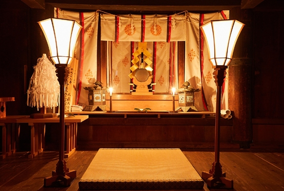 【京の肉・夕朝食付き】日吉大社 やくばらい大祓特別祈祷プラン