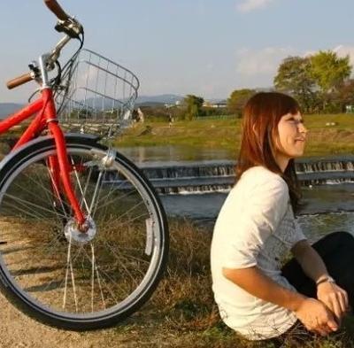 【自転車で自由気ままに京都観光♪】レンタサイクルプラン ★朝食無料・ウェルカムコーヒー★