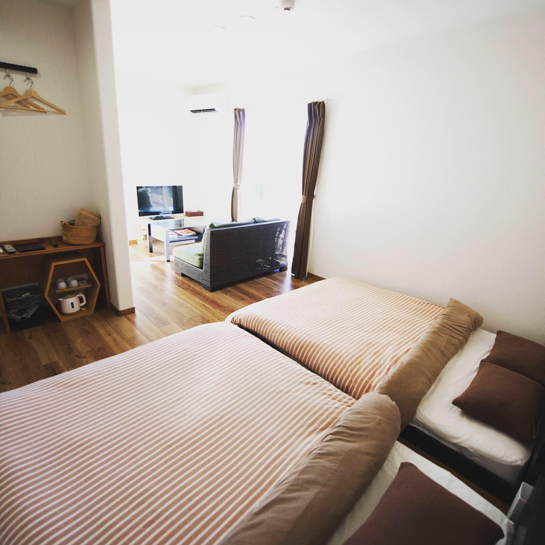 寝室(洋室A)
