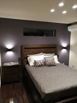 Bed room1/Queen size/Night