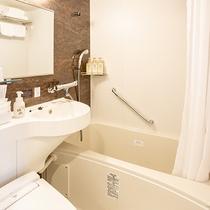 【客室】バス/トイレ
