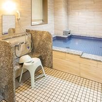 浴場(女湯)ご利用時間(18:00~23:00/6:00~8:00)
