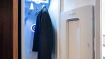 リラクシングダブル:LG stylerは、しわやにおい等を取り除き衣類をリフレッシュしてくれます