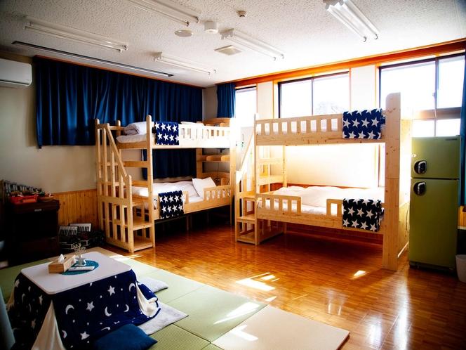 【2段ベッドROOM】