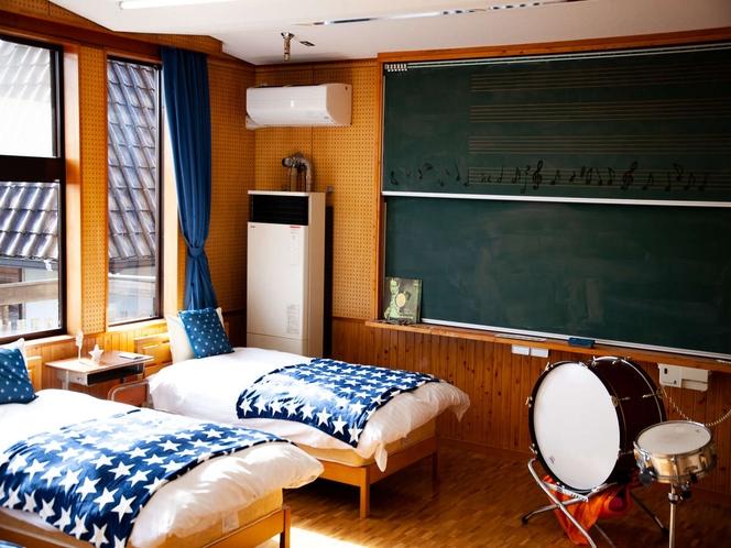 【ベッドROOM】