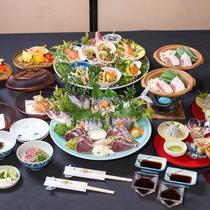【夕食】平日限定一例