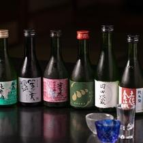 *【料理】地酒