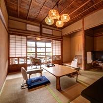 【部屋】竹の間(和室7畳)