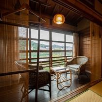 *【部屋】和室10畳/竹の間
