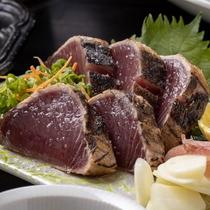 *【料理】夕食:かつおのたたき