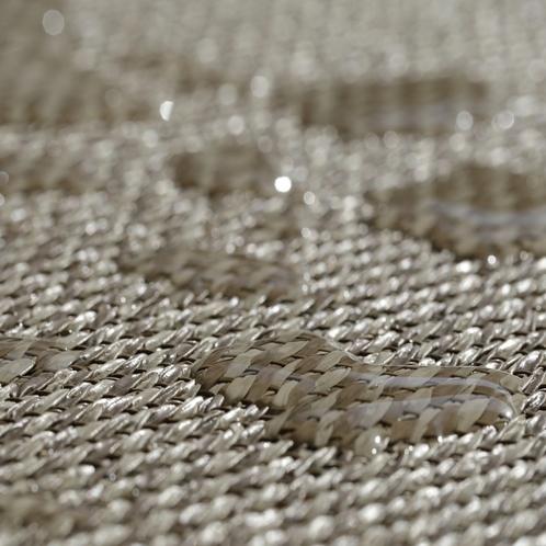 撥水性のある床材を使用しております