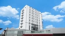 ホテル丸屋グランデ_外観(昼)