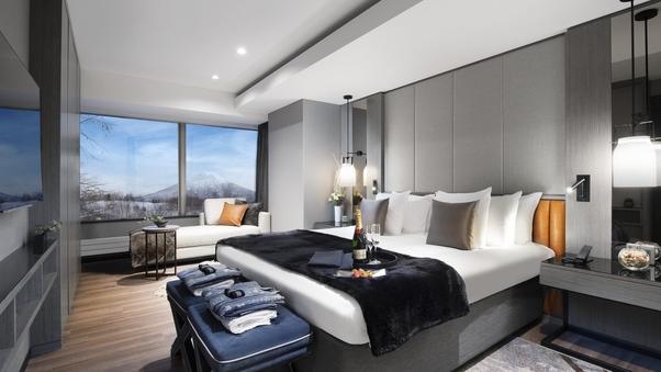 2ベッドルームスィート (2〜6階)