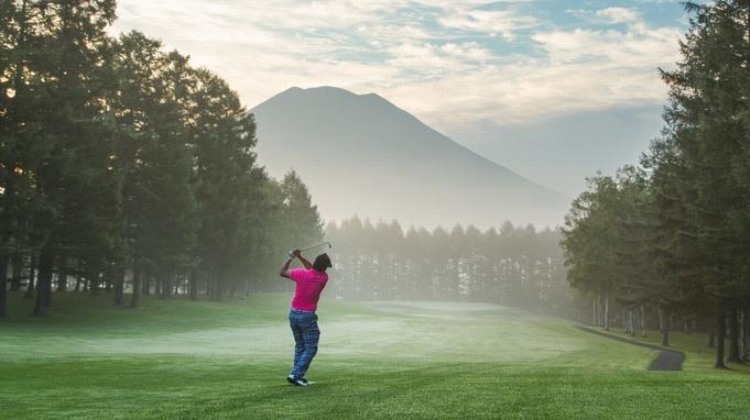 【Par6に挑戦!リゾートゴルフ満喫】1泊ニセコビレッジゴルフコース1プレー付き (朝食付)