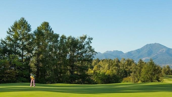 【リゾートゴルフ満喫】1泊ニセコゴルフコース1プレー付き (2食付)