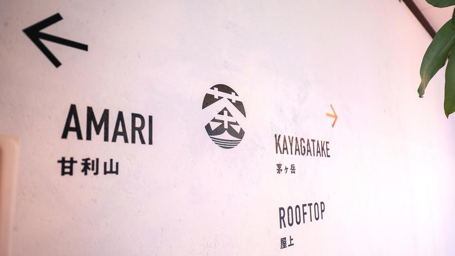 ・【AMARI】部屋の入口