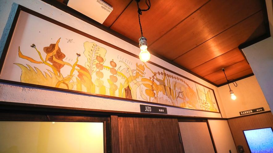 ・【JIZO】部屋の入口