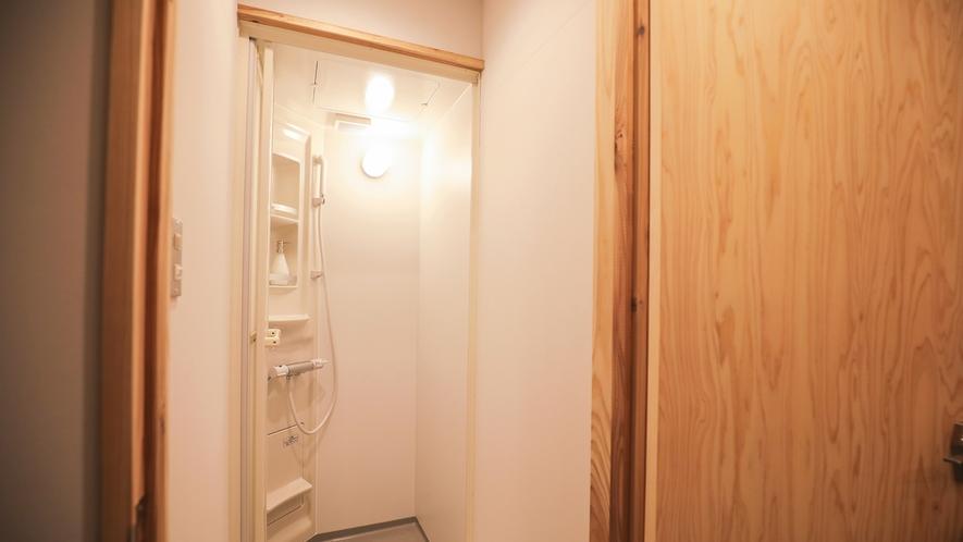 ・【シェアスペース】シャワーブース
