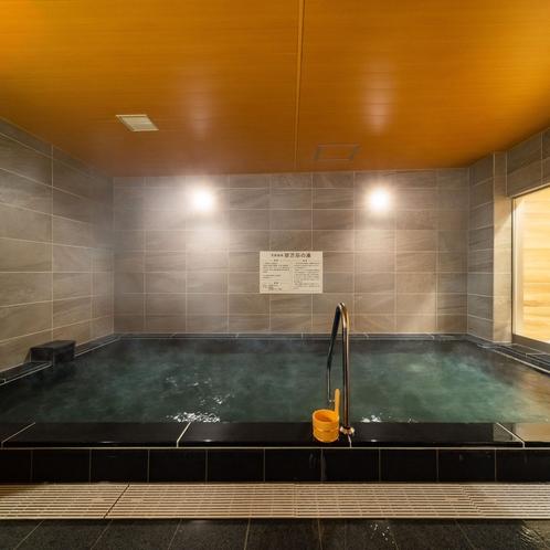 男女別天然温泉 百万石の湯 健康促進・疲労回復・美肌効果が期待できます