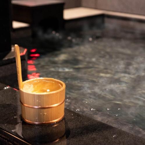 天然温泉『百万石の湯』