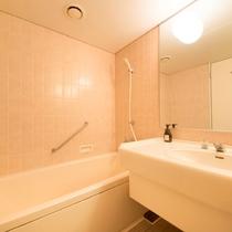 一般客室共通バスルーム