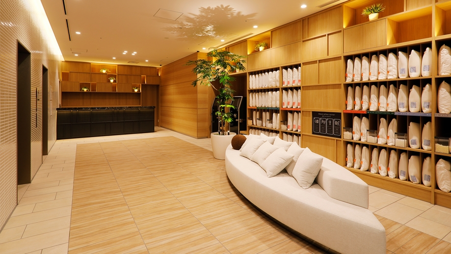 JRイングループ7店舗目♪ 2020年新築オープン 札幌駅から徒歩7分 フロントロビー