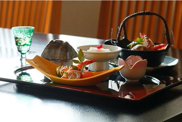 【ホテルレストラン&ステイ】和会席/夕朝食付