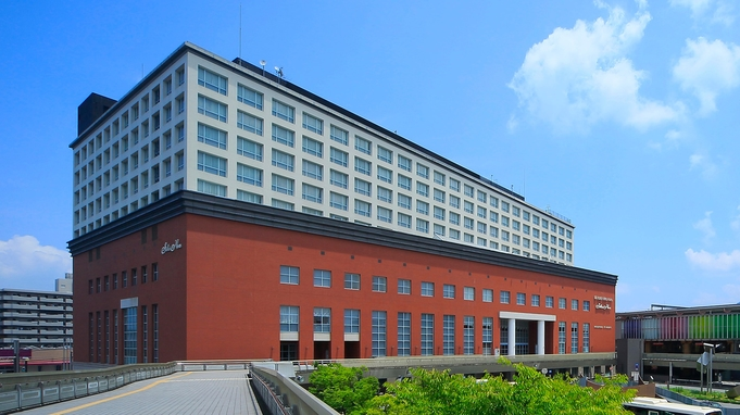 「ホテル地下 奈良市営駐車場24時間利用」付き宿泊プラン/食事なし【3密回避】