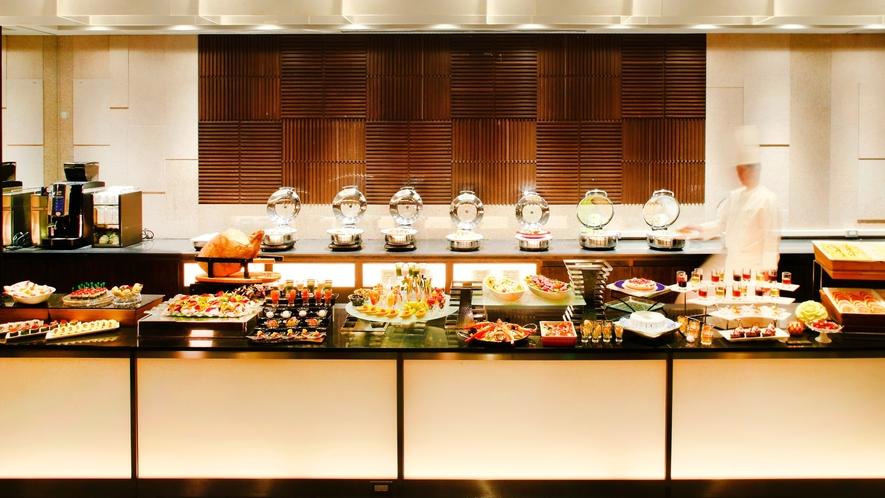 レストラン【SERENA(セリーナ)】/バラエティ溢れるお料理とデザートをお楽しみください