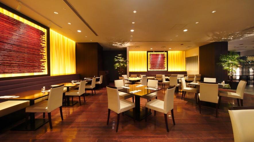 レストラン【SERENA(セリーナ)】/スタイリッシュな店内で味わうホテルブッフェ