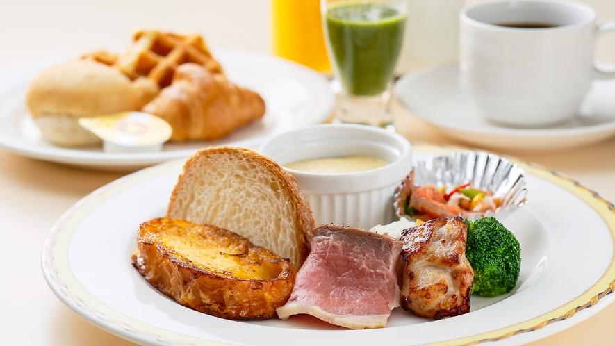 朝食イメージ「洋朝食」
