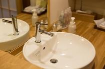客室 田の蔵 洗面