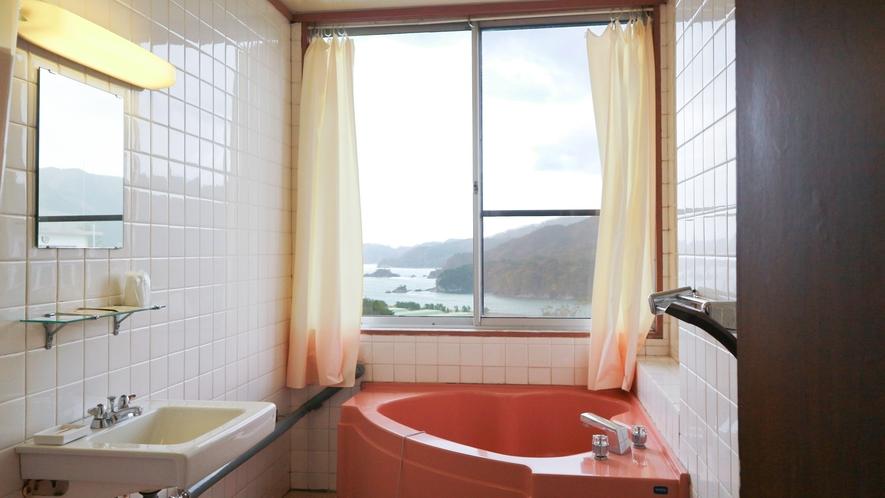 *【角部屋★別館2.3階・海側洋室一例】解放感抜群!窓が大きくオーシャンビューを満喫できる角部屋