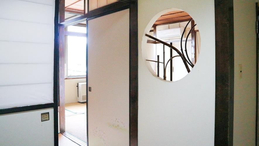 *【ペットOK★別館3階・和室15畳一例】三陸海岸の絶景を望む、和室15畳純和風のお部屋