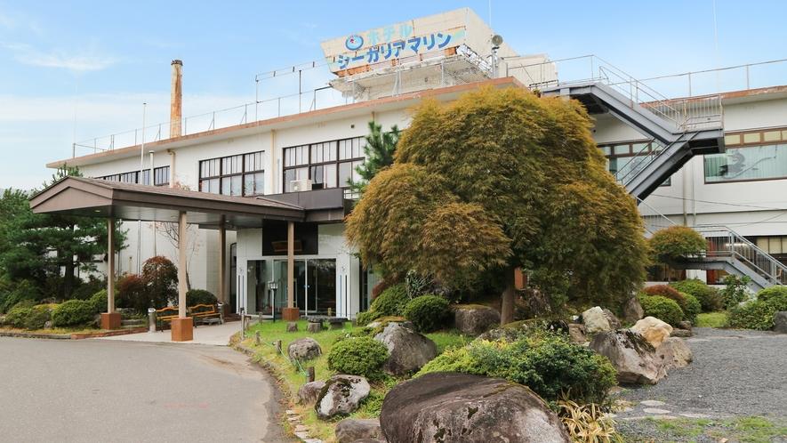 *【外観】大きなホテルにはない心地よいホスピタリティが当館の自慢です