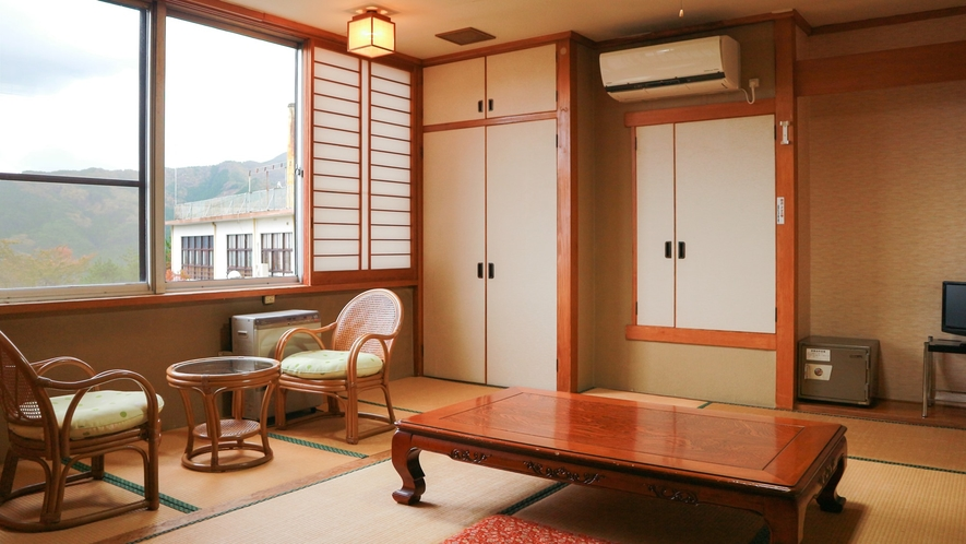 *【一般★別館2階・海側和室15畳一例】三陸海岸の絶景を望む、和室15畳純和風のお部屋