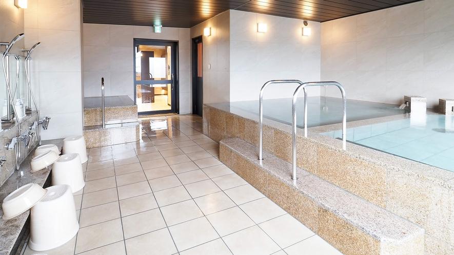 なごみの湯 大浴場