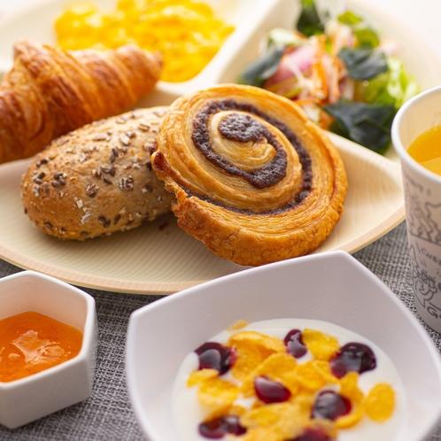 【Organic】毎朝ホテルで焼き上げる香り高い焼きたてパン♪