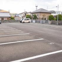 第3駐車場(駐車台数34台)