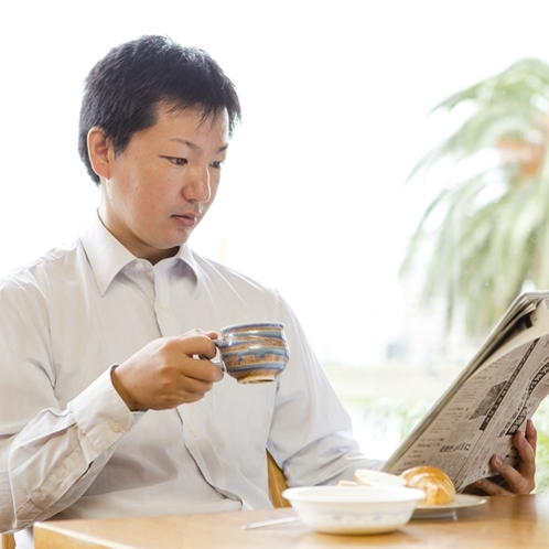 一木一草(朝食)